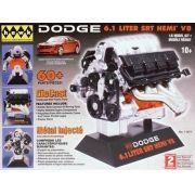 Motor Dodge 6.1 Liter SRT HEMI V8 - 1/6 - Hawk 11071