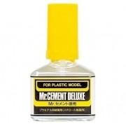 Mr.Cement Deluxe (cola líquida) - Mr.Hobby MC127