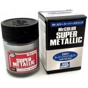 Mr.Color Super Metallic - Super Fine Silver - Mr.Hobby SM01