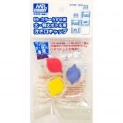 Mr.Spout Set - 3 bicos dosadores - Mr.Hobby GT33