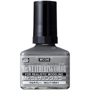 Mr.Weathering Color Multi Gray - Mr.Hobby WC06