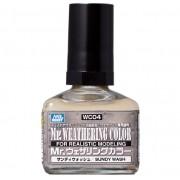 Mr.Weathering Color Sandy Wash - Mr.Hobby WC04