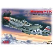 Mustang P-51C -  1/48 - ICM 48121
