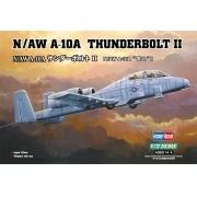 N/AW A-10A Thunderbolt II - 1/72 - HobbyBoss 80267