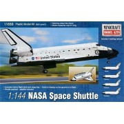 NASA Space Shuttle com satélite Navstar - 1/144 - Minicraft 11668