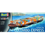 Navio Container Colombo Express - 1/700 - Revell 05152