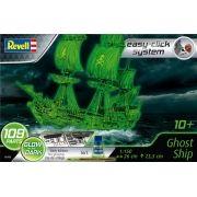 Navio Pirata (com pincel e tinta) - 1/150 - Revell 05435