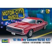 Nickey Camaro RS/SS 427 1967 - 1/25 - Revell 85-4377