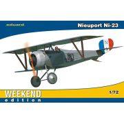 Nieuport Ni-23 - 1/72 - Eduard 7417