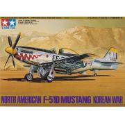 North American F-51D Mustang Korean War - 1/48 - Tamiya 61044