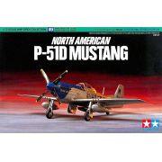 North American P-51D Mustang - 1/72 - Tamiya 60749