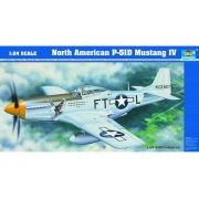 North American P-51D Mustang IV - 1/24 - Trumpeter 02401
