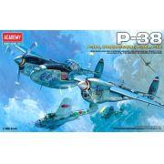 P-38 - 1/48 - Academy 12282