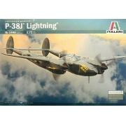 P-38J Lightning - 1/72 - Italeri 1446
