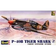 P-40B Tiger Shark - 1/48 - Revell 85-5209