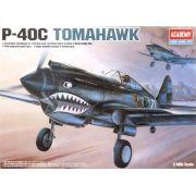 Curtiss P-40C Tomahawk - 1/48 - Academy 12280