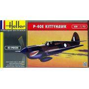P-40E Kittyhawk - 1/72 - Heller 80266