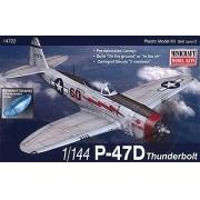 P-47D Thunderbolt - 1/144 - Minicraft 14722