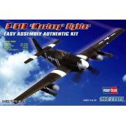 P-51B Mustang Fighter - 1/72 - Hobbyboss 80242
