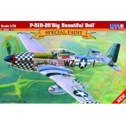 P-51D-25 'Big Beautiful Doll' - 1/72 - Mistercraft D-270