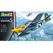 P-51D-5NA Mustang (early version) - 1/32 - Revell 03944