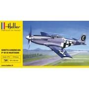 P-51D Mustang - 1/72 - Heller 80268