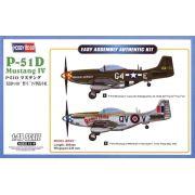 P-51D Mustang IV - 1/48 - HobbyBoss 85802
