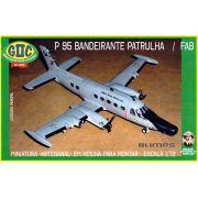 P-95 Bandeirante Patrulha - Bandeirulha -  FAB - 1/72 - GIIC