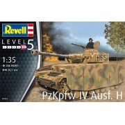 Panzer IV Ausf. H - 1/35 - Revell 03333