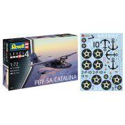 PBY-5A Catalina - 1-72 - Revell 03902 - com decalques FAB