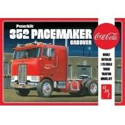 Peterbilt 352 Pacemaker Cabover (Coca-Cola) - 1/25 - AMT 1090