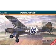 Piper L-4H 'Cub' - 1/48 - Mistercraft E-41