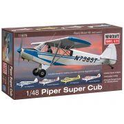 Piper PA-18 Super Cub - 1/48 - Minicraft 11678