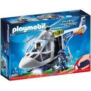 Playmobil City Action - Helicóptero de Polícia - 6874