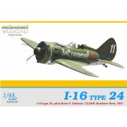 Polikarpov I-16 Type 24 - 1/48 - Eduard 8468