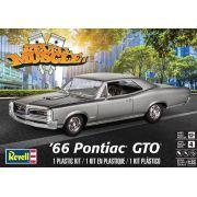 Pontiac GTO 1966 - 1/25 - Revell 85-4479