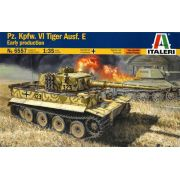 Pz. Kpfw. VI Tiger Ausf. E Early Production - 1/35 - Italeri 6557