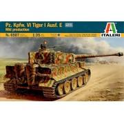 Pz. Kpfw. VI Tiger Ausf. E Mid Production - 1/35 - Italeri 6507