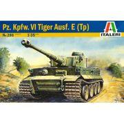 Pz. Kpfw. VI Tiger Ausf. E (Tp) - 1/35 - Italeri 286