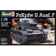 PzKpfw II Ausf. F - 1/76 - Revell 03229