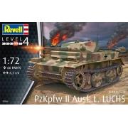 PzKpfw II Ausf. L. Luchs (Sd.Kfz. 123) - 1/72 - Revell 03266