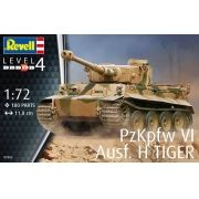 PzKpfw VI Ausf. H TIGER - 1/72 - Revell 03262