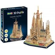 Quebra-cabeça 3D (3D Puzzle) Basílica da Sagrada Família - Revell 00206