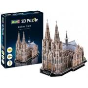 Quebra-cabeça 3D (3D Puzzle) Catedral de Colônia - Revell 00203