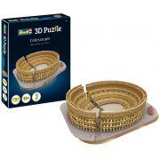 Quebra-cabeça 3D (3D Puzzle) Coliseu de Roma - Revell 00204