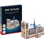 Quebra-cabeça 3D (3D Puzzle) Notre-Dame de Paris - Revell 00121