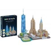 Quebra-cabeça 3D (3D Puzzle) Paisagens de Nova York - Revell 00142