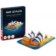 Quebra-cabeça 3D (3D Puzzle) Sydney Opera House - Revell 00118