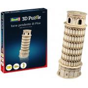 Quebra-cabeça 3D (3D Puzzle) Torre de Pisa - Revell 00117