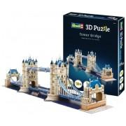 Quebra-cabeça 3D (3D Puzzle) Tower Bridge - Revell 00207
